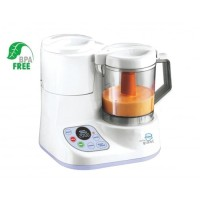 Bagus Little Giant - Green Food Processor (Steam Blender)