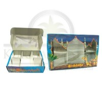 kardus kosong paket oleh oleh haji gift from hajj