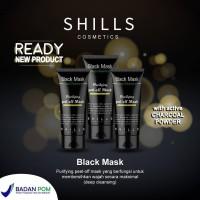 Black Mask SHILLS Original BPOM