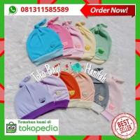 Topi Kuncung Bayi Model Kupluk Bayi newborn Lucu Murah Meriah