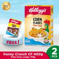 Honey Crunch CF 400g Free Coco Loops 170g