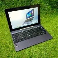 Laptop Murah Asus Transformer T100TAF layar sentuh like new