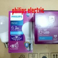LAMPU LED PHILIPS 6,5 WATT 6,5WATT 6.5WATT 6.5 WATT 6,5W 6,5 W 6.5 W