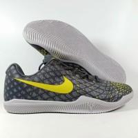 408f3f0098df Sepatu Basket Nike Kobe Mamba Instinct Dust   Green Replika Impor