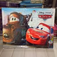 Puzzle / Puzle / Pazel CARS, MOBIL uk Besar belajar mengasah otak anak