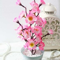 Bunga Plastik Artificial Sakura Besar Murah - Smart4K Design Ideas 6d36c8522d