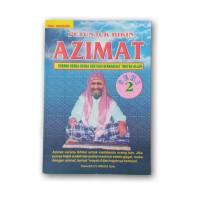 buku petunjuk bikin azimat seri 2 karya masruri