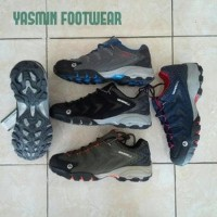 TERLARIS Sepatu Gunung Waterproof Anti Air Merrel Goretex Vibram Out