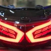 Lampu aes for yamaha nmax lampu AES LED berkualitas nmax teran Diskon