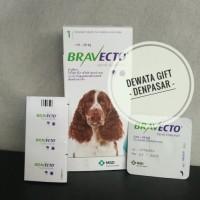 BRAVECTO obat kutu paling manjur for Small Dog 10-20kg