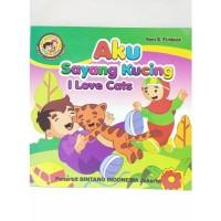 Buku Cerita Edukasi Aku Sayang Kucing