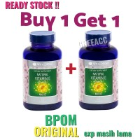 BUY 1 GET 1 Wellness Vitamin E 400iu Water Soluble 60 Vit E 400 iu i.u