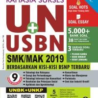 Buku RAHASIA SUKSES UN + USBN SMK/MAK 2019