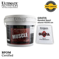 Muscle 2544 (Chocolate), 13.2Lbs - Ultimate Nutrition.