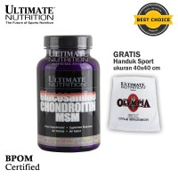 Glucosamine, Chondroitin, & MSM, 90 Tabs - Ultimate Nutrition