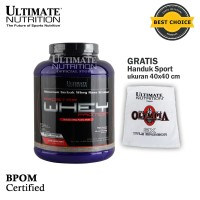 PROSTAR WHEY PROTEIN, 5.28Lbs Strawberry - ULTIMATE NUTRITION.