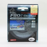 UV Filter 62mm Kenko Pro1