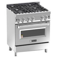 Delizia Professional Cooker 36 inch DFN953S5MIX (MINNESOTA36)