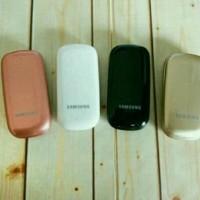 Casing Fullset Hp Samsung Lipat E1272 Dual Sim Caramel