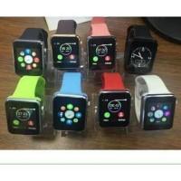 Jam Tangan Pria Wanita Onix Smartwatch U10 A1 Mirip Apple Watch Hp
