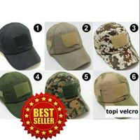 TOPI ARMY PRIA | TOPI ARMY TACTICAL PRIA | TOPI COWOK DEWASA