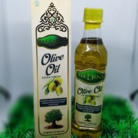 Minyak Zaitun Extra Virgin Olive Oil 325 ml POM BPOM Asli Original