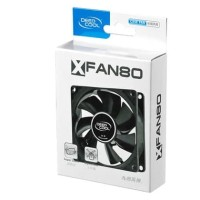 Deep Cool Kipas Casing Fan PC 8cm 8 cm Deepcool - XFAN80