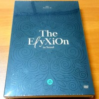 DVD EXO Planet #4 The ElyXiOn in Seoul Concert + POSTER original kpop