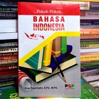 POKOK,-POKOK BAHASA INDONESIA