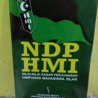 NDP HMI Nilai Nilai Dasar Perjuangan Himpunan Mahasiswa Islam