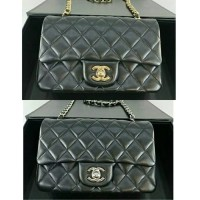 PRODUCT ORIGINAL TAS CHANEL MINI RECTANGULER LAMBSKIN MIRROR 4fcd3e68e1