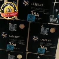 TONER HP LASERJET 36A black