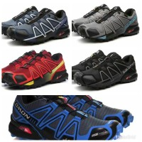 Sepatu Salomon SpeedCross 3 BNIB Mirror Ua Quality dc64802409