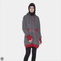 HIJACKET YUKATA XL-SIZE muslimah jaket panjang