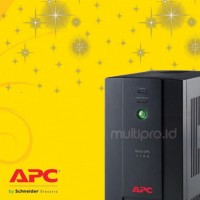 UPS APC BX BX1100LI-MS Back-UPS 550 Watts 1100 VA