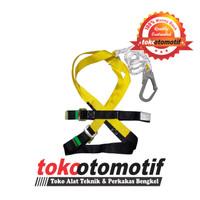 PROMO SAFETY BELT FULL BODY HARNESS Merk GT LIFE Premium