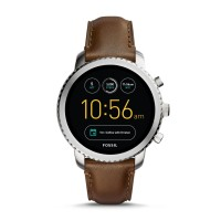 Fossil Gen 3 Smartwatch Q Explorist Brown Leather FTW4003
