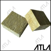 Rockwool Cultilene uk 25 X 15 X 7,5 cm Media Tanam Hidroponik 1/4 SLAB
