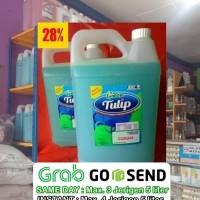 Sabun Cair Deterjen Laundry Green Tulip