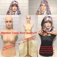 Harga Manekin Setengah Badan Kaki Kayu Murah - Daftar 42 Produk ... ccc929d266