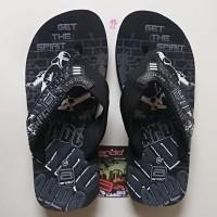 Sendal Jepit Pria Sandal Casual Cowok Laki Laki Trendy