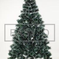 BEST SELLER Pohon Natal Salju 2,7 Meter / 9Ft ALASKA RAINBOW PINE TREE