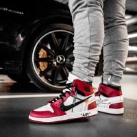 70727b55dbb5 Nike Air Jordan 1 x Off-White