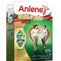 ANLENE GOLD PLUS COKELAT 650GR