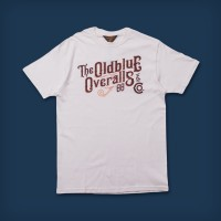 Oldblue Tee - The Overalls 66