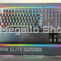 Razer Huntsman Elite Opto Mechanical Chroma Gaming Keyboard