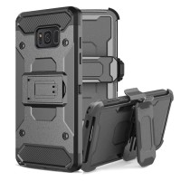 Softcase XGEAR Armor Holster Case Full Cover Casing HP Motorola Moto C