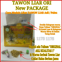 KAPSUL TAWON (TWL-Tawon-Liar) ORI HOLOGRAM