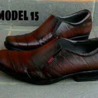 Sepatu Pria Formal Pantofel Kulit Sapi kickres cowok dewasa casual