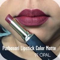 jual PCS Lipstik Purbasari No 91 ready